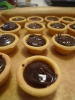 Valrhona Chocolate Tartlets