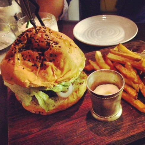 The ODP (Wagyu) Burger